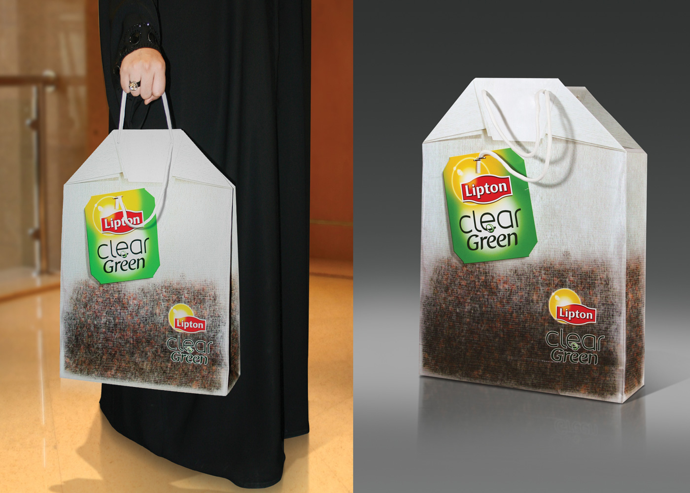 Lipton Tea Bag