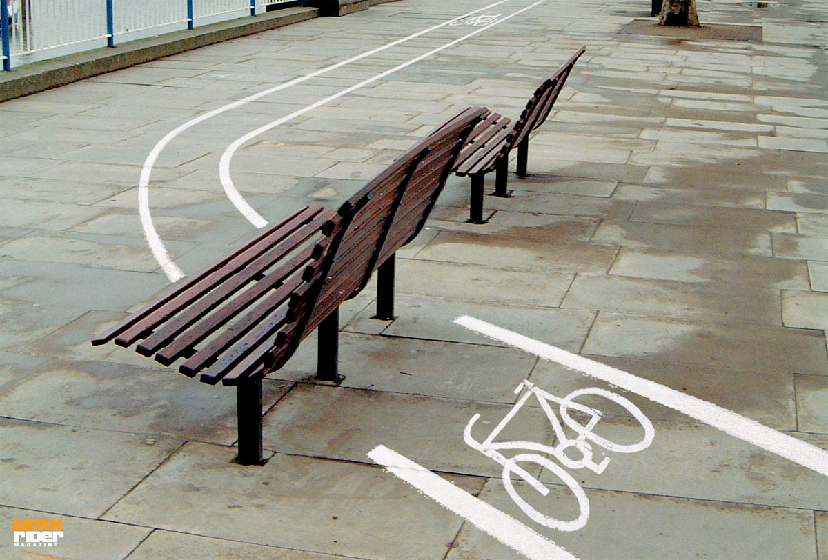 BMX Bicycle Lane