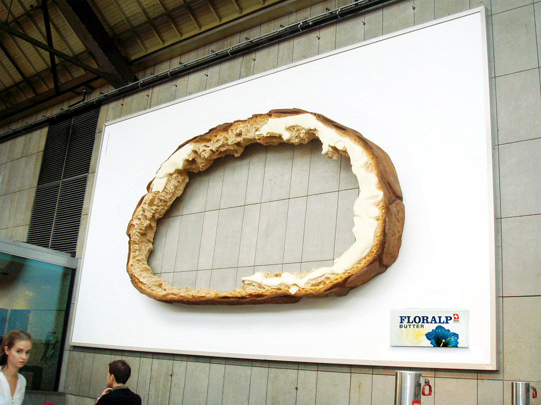 Floralp Butter Billboard
