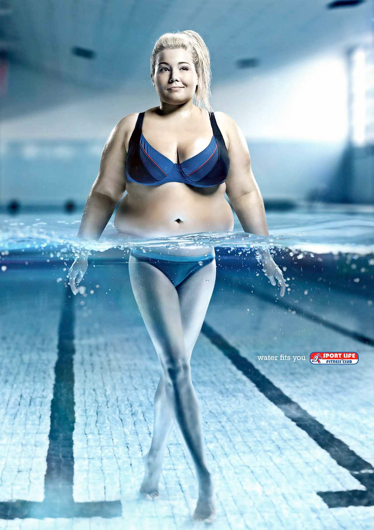 SportLife Water Fits You