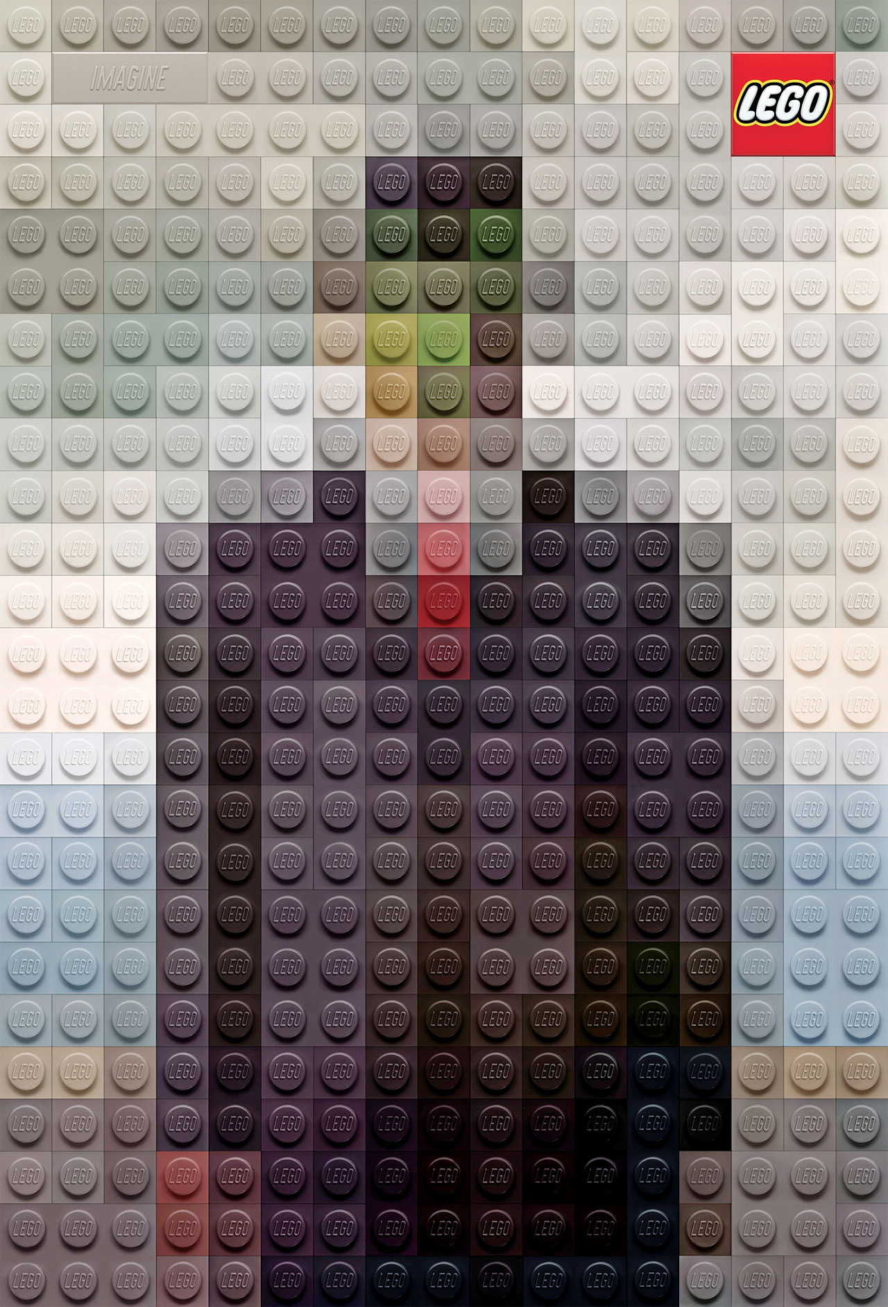 LEGO The Son of Man