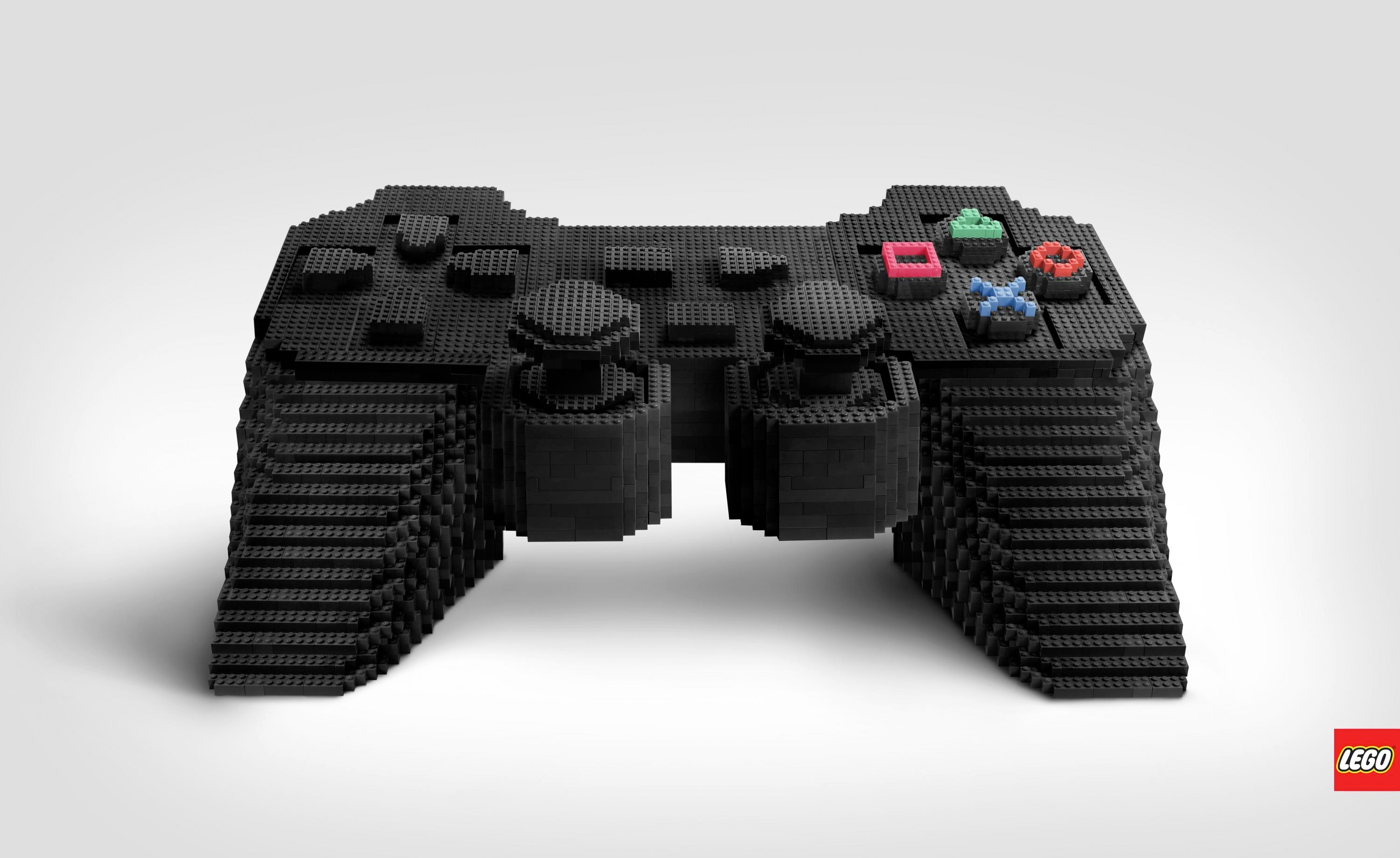 LEGO PlayStation