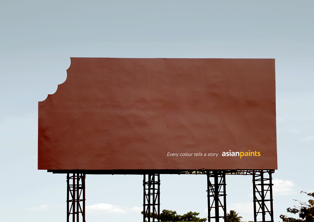 Chocolate Billboard