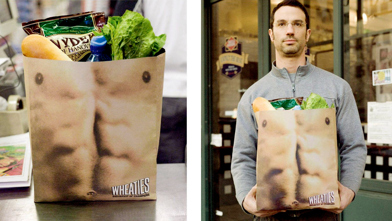 Wheaties Six Pack Bag