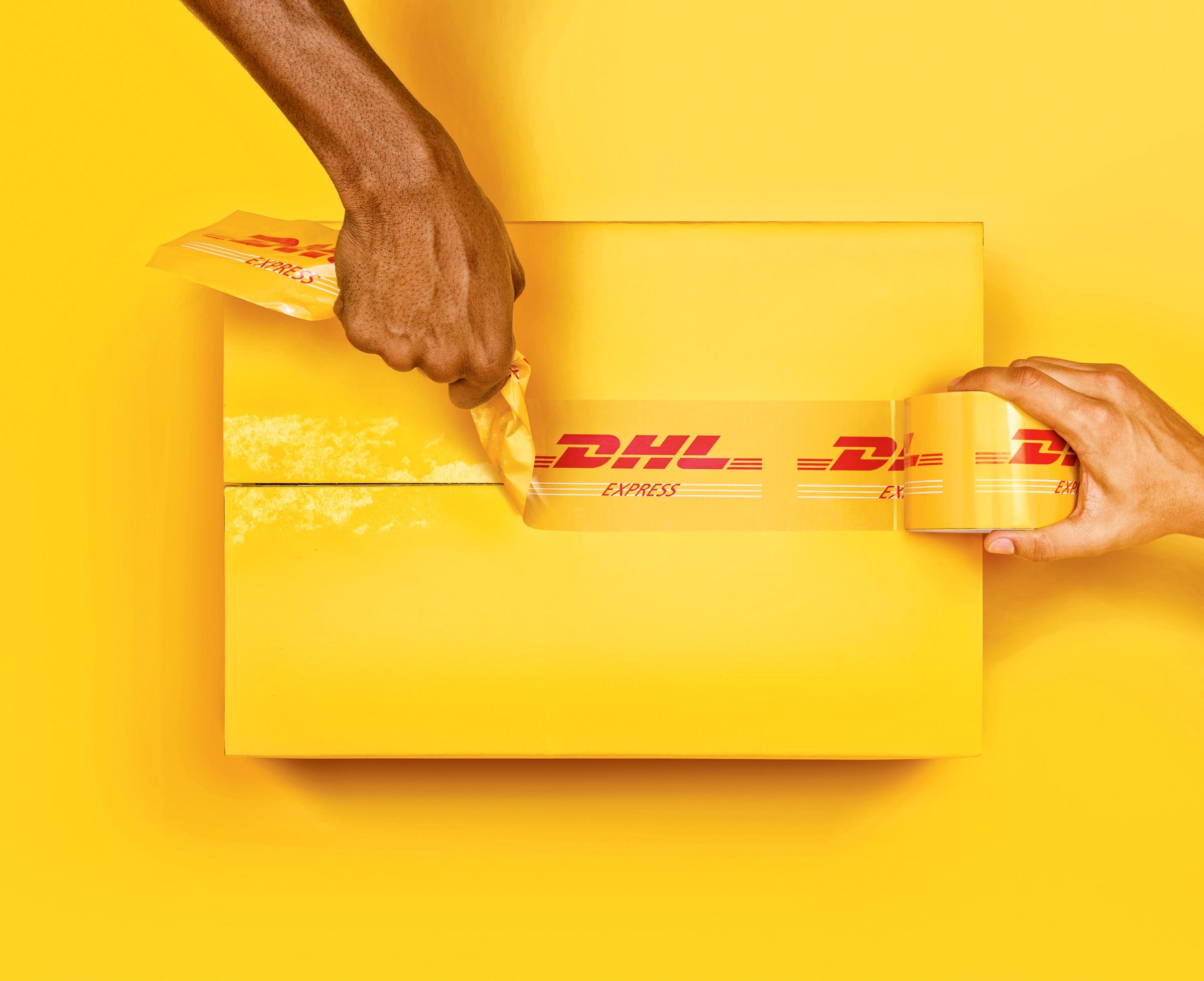 DHL Hands
