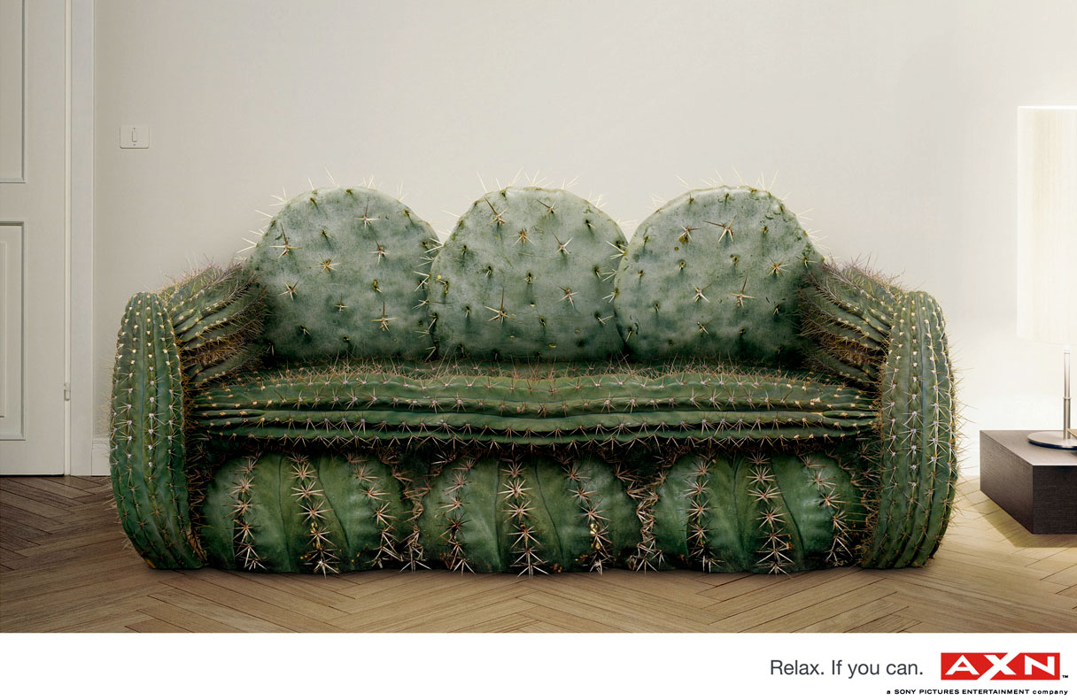 AXN Cactus Couch
