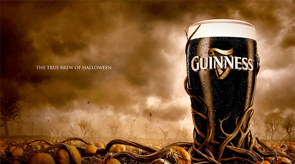 Halloween Creative Ads.Creative Advertising Ads Archive