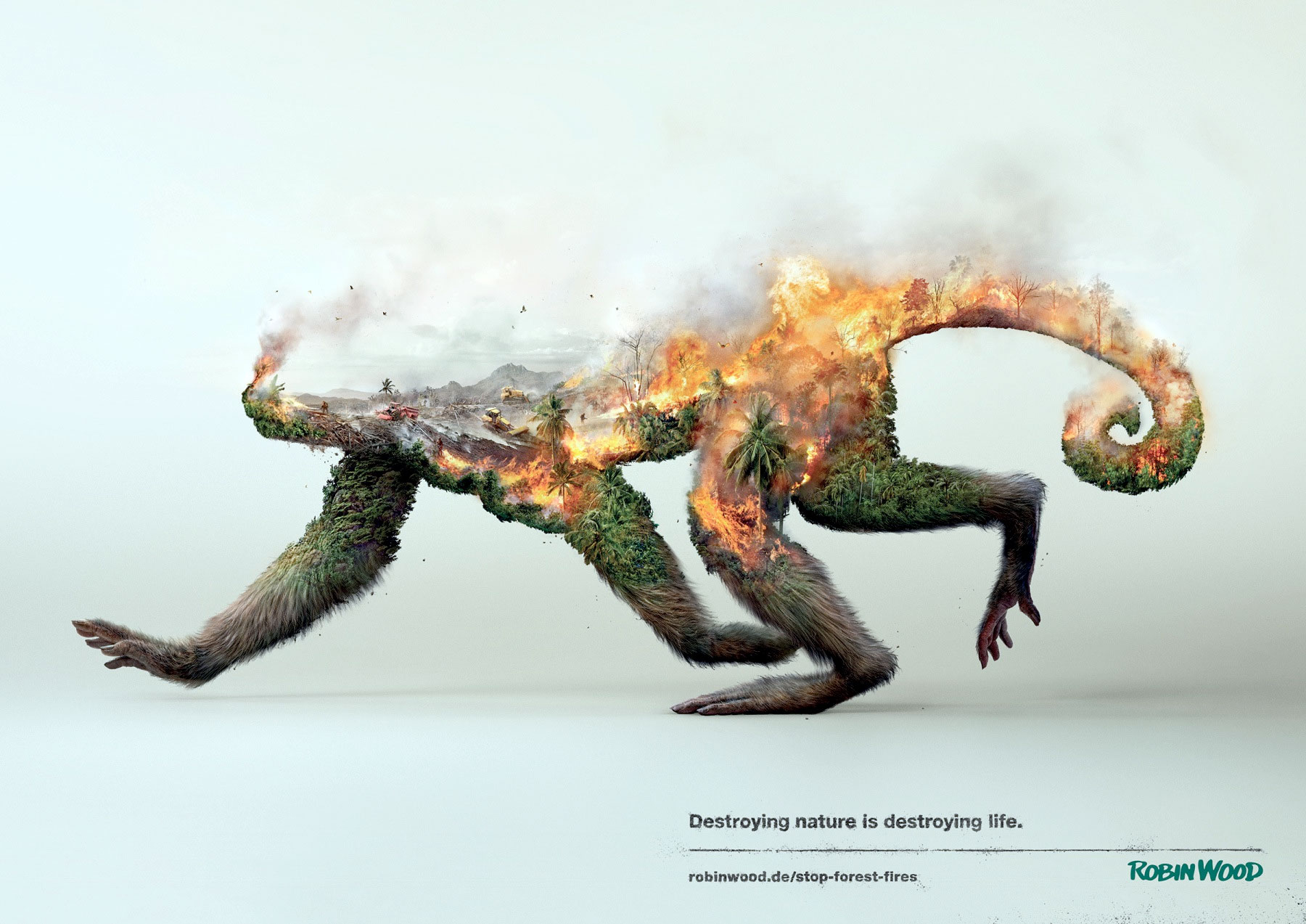 Stop Forest Fires