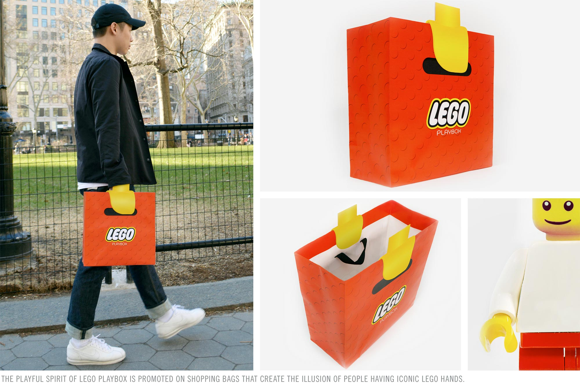 LEGO Shopping Bag